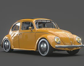 Volkswagen Beetle 1963 3D