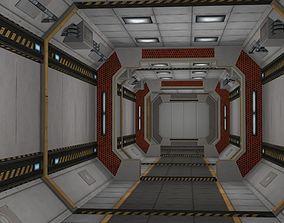 level designer Sci-Fi 3D model
