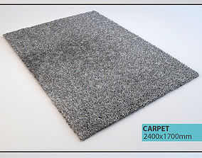 3D model Carpet photoreal