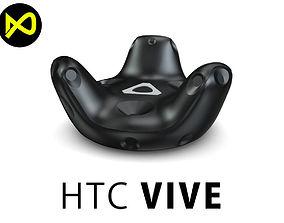 HTC Vive Tracker 3D model