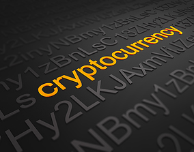 Cryptocurrency 3D