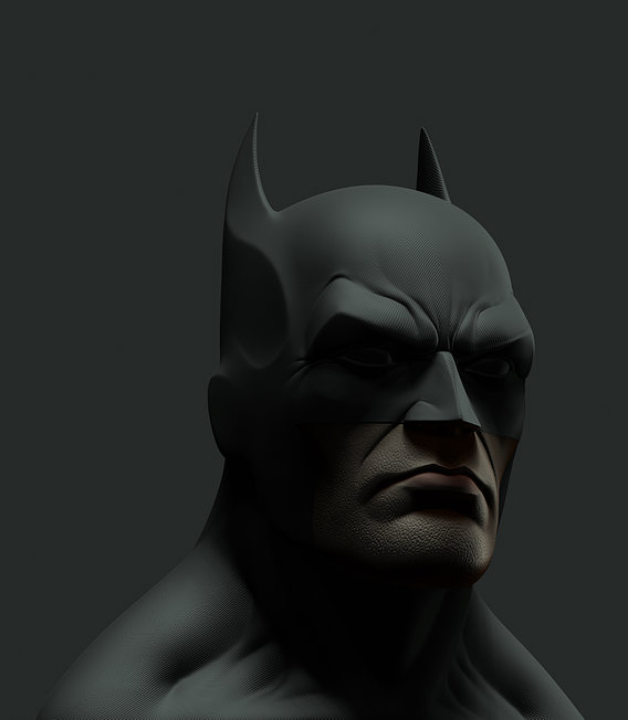Batman Head