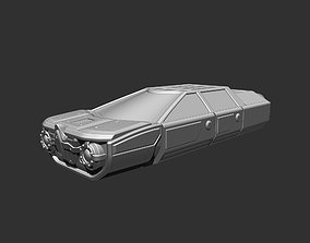space taxi of the future 3D printable model