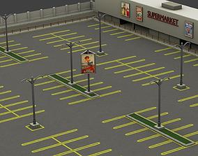 Parking 3D model games