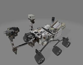3D print model curiosity-rover