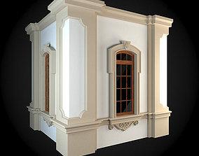 realistic Wall 3D model