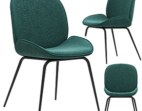 Deephouse San-Remo chair cafe 3D model