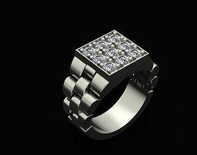 Rolex NO 3 3D print model