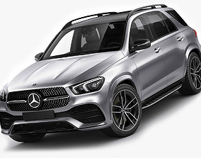 Mercedes GLE 2020 AMG line 3D