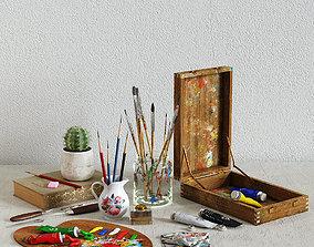 3D Painting set