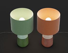 Table light 10 3D