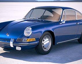 Porsche 911 901 coupe 1964 3D