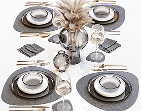 3D Table setting 27
