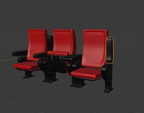 3D Cinema seats