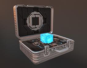 Tesseract - The Avengers - Game mesh 3D model