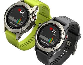 Garmin Sport Smart Watch 3D