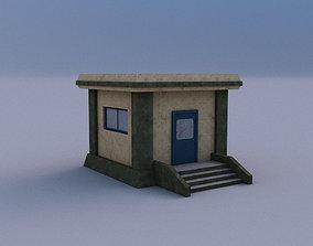 3D asset Gaurd 01