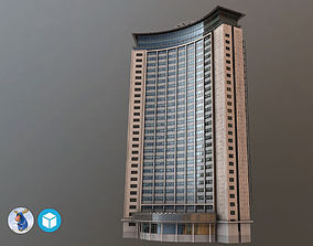 3D asset Empress State Building London