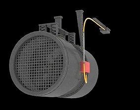 Tunnel Jet Fan 3D