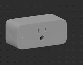3D Alexa smart Plug