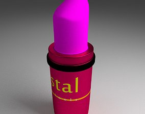 Lipstick 3D asset