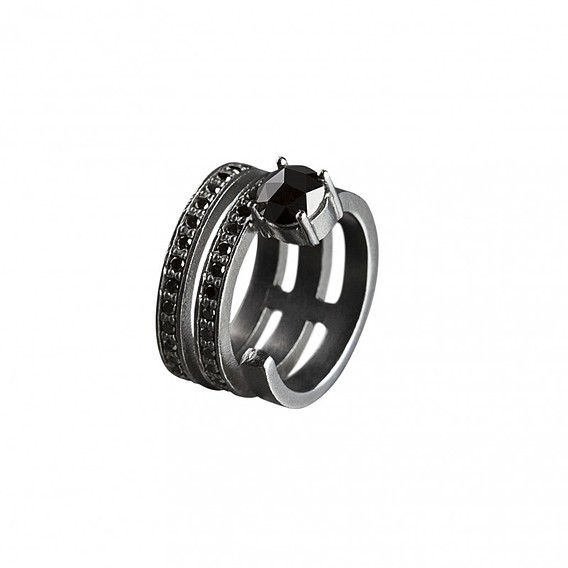 Hoops Ring Collections