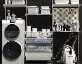 Laundry room 3D