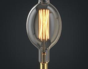 Light bulb 24 3D model