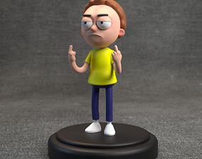 Morty Smith - Rick and Morty 3D printable model