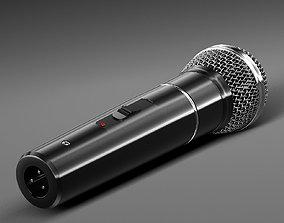 3D model Microphone
