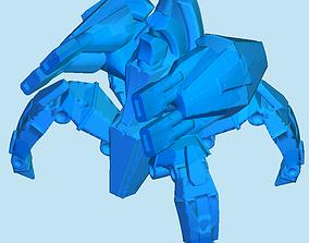 3D printable model Protoss Immortal