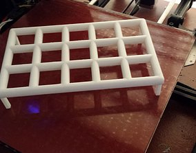 3D print model Hydroponic Starter Block Stand