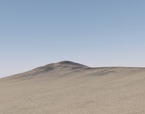 3D model VR / AR ready Desert