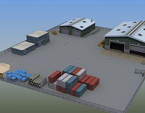 Builders Yard 3D yard