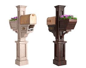 Letterbox - Set 1 3D