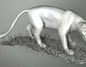 tiger 3D LEOPARD