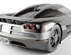 Koenigsegg 3d
