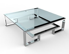 Brooklyn Coffee Table 3D model