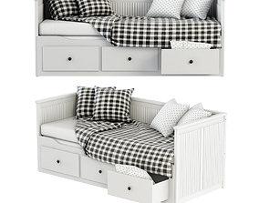 3D model Couch Hemnes