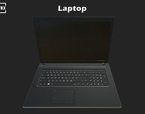 3D model realtime Laptop