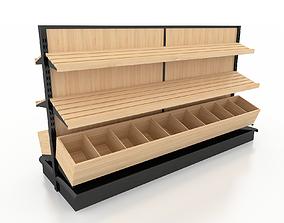 Shelf 3D model 4