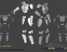 3D printable model Bo Katan Full Armor Bundle The 1