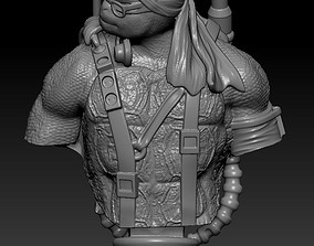 Teenage Mutant Ninja Turtles Donatello 3D print model