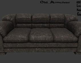 3D asset realtime Armchair