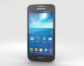 3D model Samsung Galaxy S3 Slim Black
