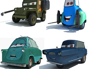 Disney Pixar Cars 2 3D