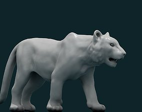 animal 3D Tiger