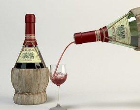 3D model Chianti Pour