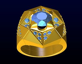 jewelery DIAMOND JEWELLERY 3D printable model