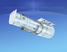 3D Hubble Space Based Telescope